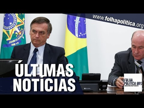 URGENTE: Últimas notícias do Governo - Presidente Jair Bolsonaro se reúne com generais e ministros