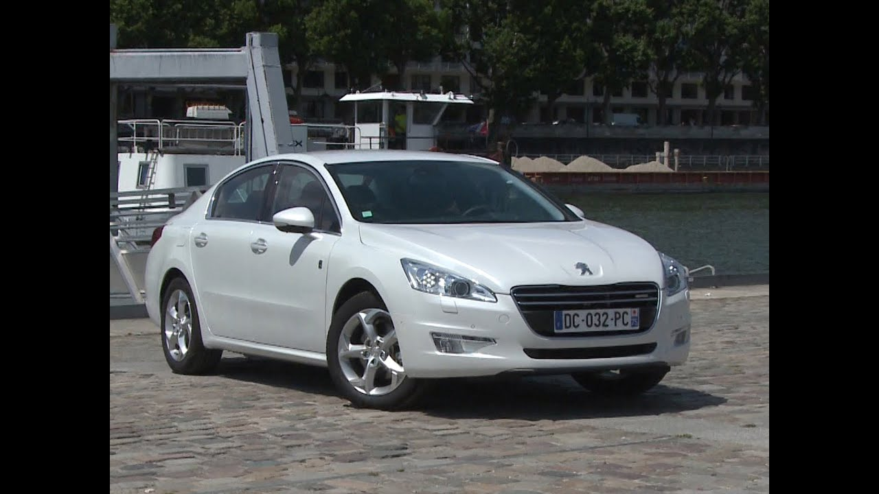 essai peugeot 508 hybrid4 f line 2014 youtube. Black Bedroom Furniture Sets. Home Design Ideas
