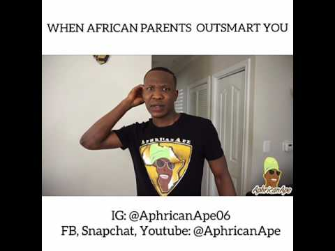 When African parents outsmart you
