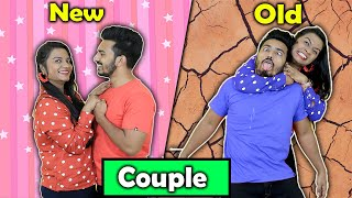 New Vs Old Couples | Funny Video | 4 Heads