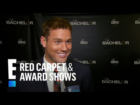 "Colton Underwood Explains His ""Bachelor"" Fence Jump | E! Red Carpet & Award Shows"