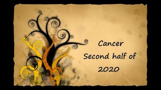 Cancer - Second half of 2020