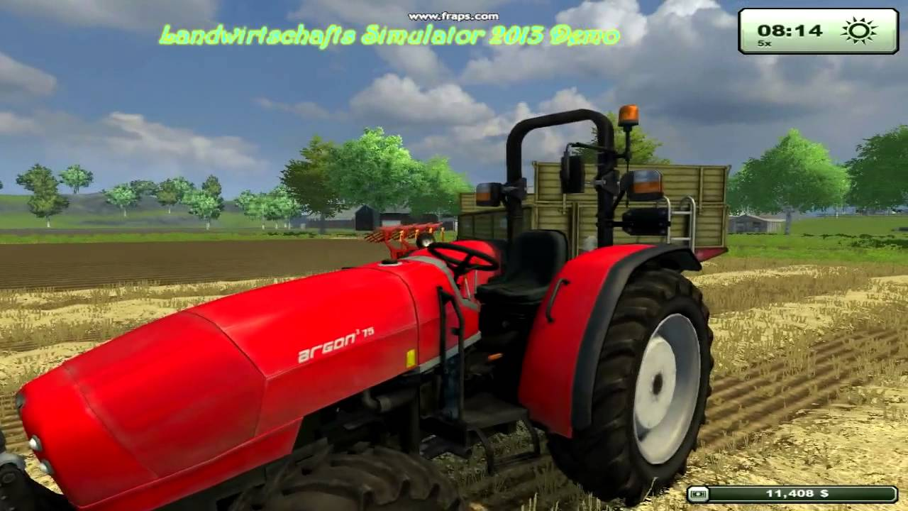 Farming simulator 2013 demo download pobierz za darmo.