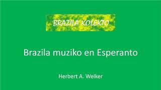Brazila muziko en Esperanto