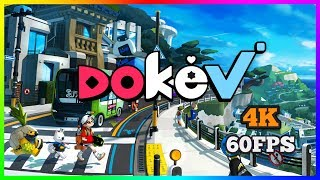 DokeV | Official Reveal Trailer | Pearl Abyss MMO
