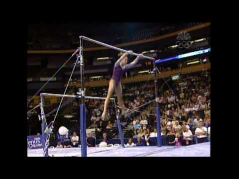 Courtney Kupets - Uneven Bars - 2004 U.S. Gymnastics Championships - Women - Day 1