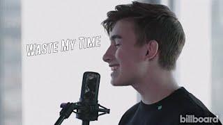 Johnny Orlando - Waste My Time (Acoustic) | Billboard