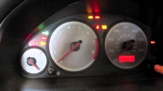 2001 Honda Civic - Maint Reqd Light Reset