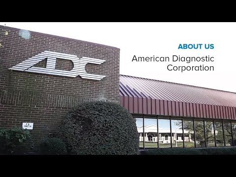 About Us: American Diagnostic Corporation (ADC)