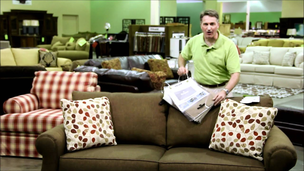 Perfect Great Deals On Furniture Broyhill Sofau0027s For $699
