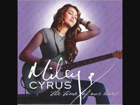 Miley Cyrus Obsessed With Lyrics