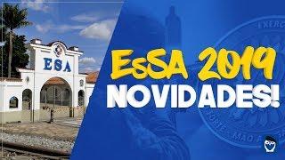 EsSA: Novidades Concursos da EsSA 2019