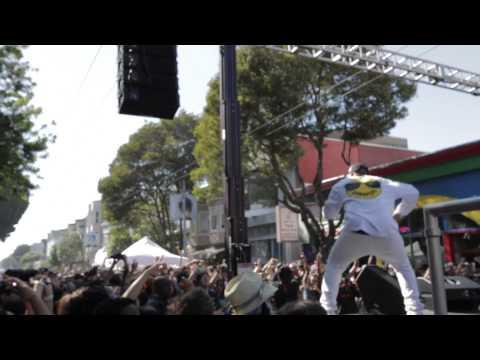 Haight Street Music & Merchant's Fair 2014