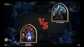 Hearthstone - Guide battre Le Roi Liche !