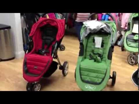 Review Britax B Agile Stroller Vs Baby Jogger City Mini