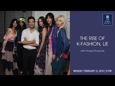 The Rise of K-fashion, LIE