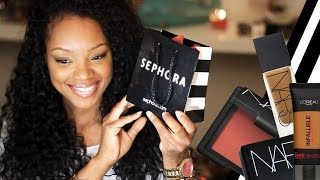 BEFORE You Shop at Sephora Watch this Video! | 2015 Haul & Deals! NARS, MAC,  L