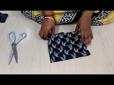 (DIY)சுடிதார் கட்டிங் செய்வது எப்படி...??? Chudithar Cutting In Tamil (Part - 1)