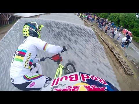 BMX Racing - BUCHANAN On Air - Ep 4  |  Berlin Touristing & Winning