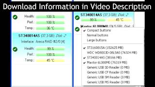 Hard Disk Sentinel Professional 3.40 Multilingual 100% Working for Free!!!