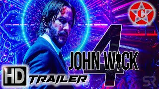 John Wick 4 - Official Movie Trailer - 2021