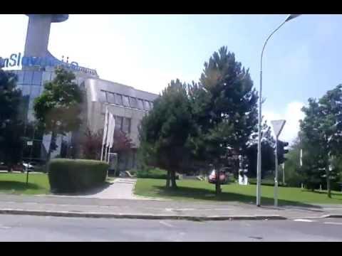 Maribor , Slovenia - Video From Auto