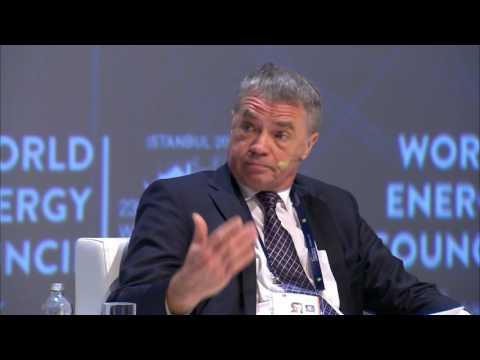 Keynote Alexander Medvedev & Guler Sabanci / Day 1,  World Energy Congress 2016