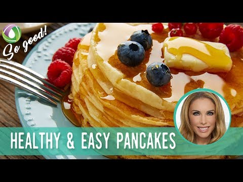 Pancakes Recipe (Sugar-Free & High Protein)
