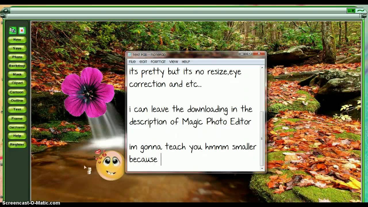 Скачать ключ magic photo editor