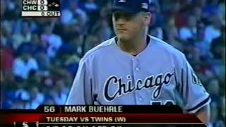 Cubs 2, White Sox 1, 7/4/2004 ESPN - PART 1