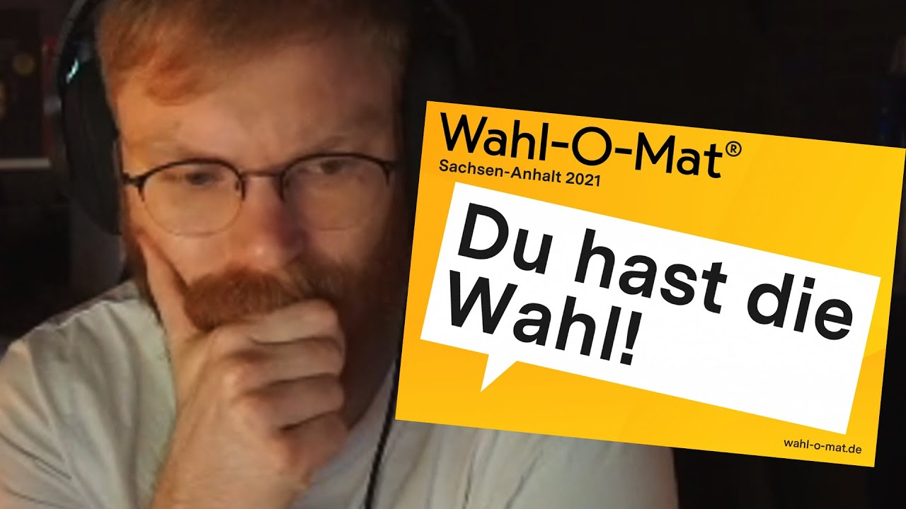 Who Should I Vote For? - TommyKay Does Wahl-O-Mat