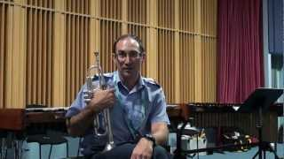 RAF in Concert 2012 | Introducing Corporal Michael McGowan