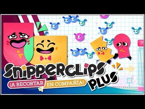 El rey del recorte!!! | 24 | SnipperClips Plus: A recortar en compañia con @Dsimphony