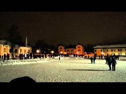 SM Rally Östersund -  Campus