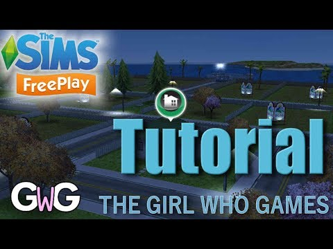The Sims Freeplay- 2018/2019 Tutorial Goals