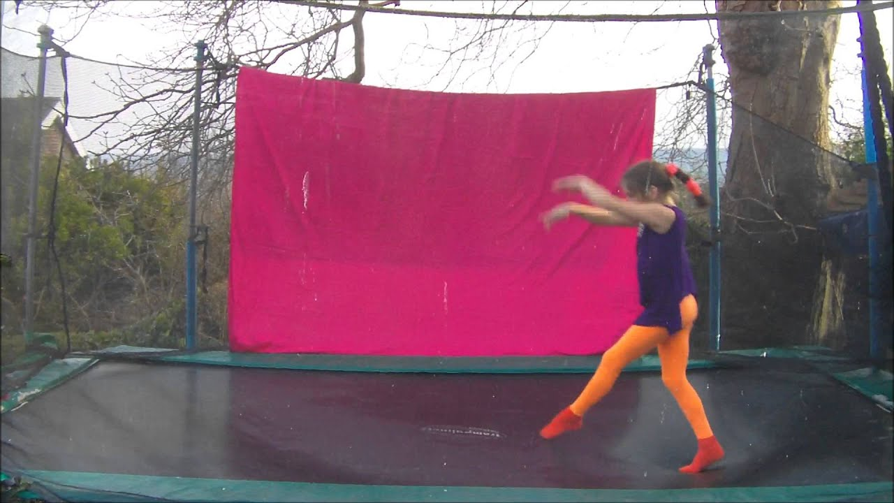 Trampoline Dance