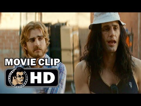 THE DISASTER ARTIST Movie Clip - Day One Speech (2017) James Franco, Seth Rogan Comedy Movie HD