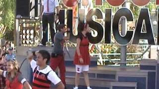 High School Musical 3 Parade - I want it all