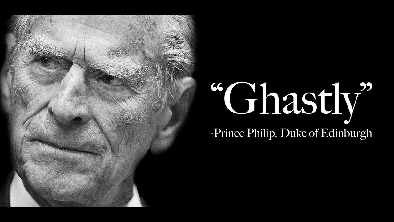 Prince Philip Quotes Endearing Prince Philip Quotes  Youtube