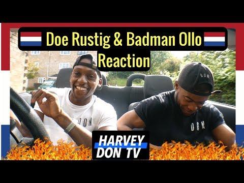 Dutch Reaction Doe Rustig and Badman Ollo