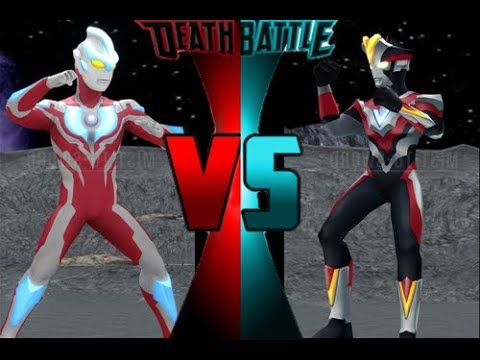 Ultraman Ginga Vs Ultraman Victory
