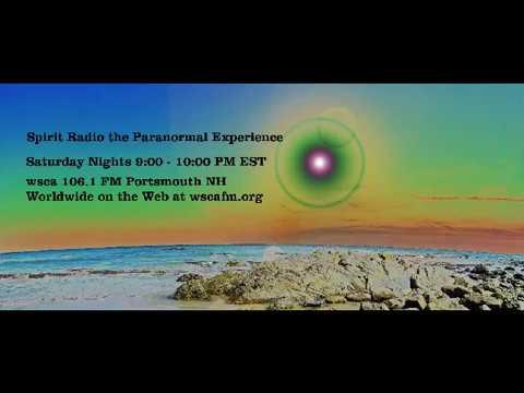 Spirit Radio the Paranormal Experience 3-1-14 Andy Kitt