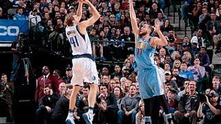 Dallas Mavericks vs Denver Nuggets - November 28, 2015