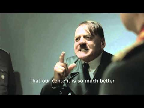 Hitler gets mad about Ranger stealing Mob's members.