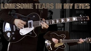 Lonesome Tears In My Eyes - The Beatles BBC Cover on Guitar, Bass, Drums and Vocals