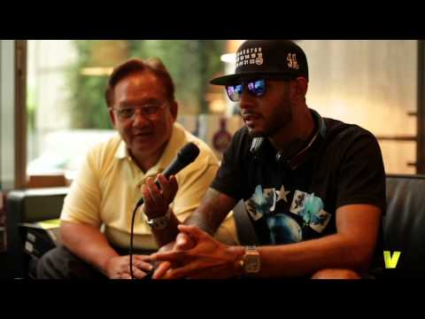 Swizz Beatz on Jay-Z's Magna Carta Holy Grail Album
