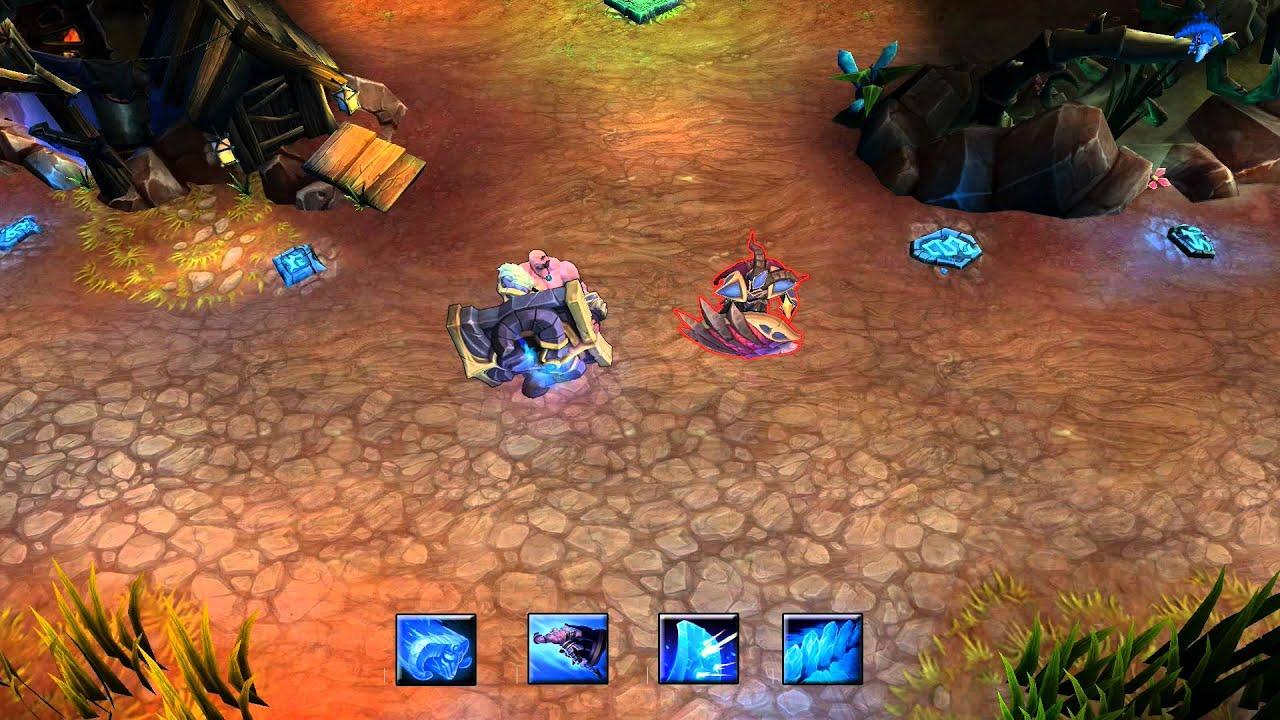 Braum,the Heart of the Freljord - Champion Spotlight ...League Of Legends Freljord Champions
