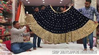 Desghiner Lehenga in Chandni Chowk in Delhi ( Chandni chowk delhi)