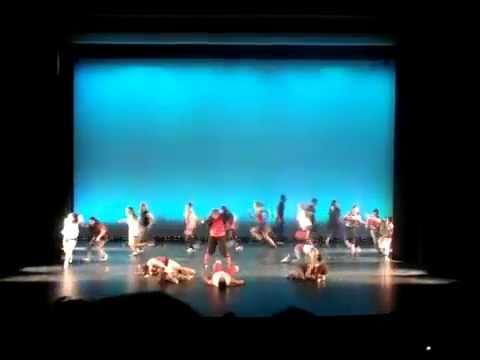 Glee-Thriller/Heads Will Roll choreograhpy