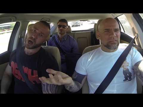 Gay Porn Star Road Trip Kiki Karaoke